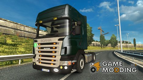 Scania R420 V 1.7 for Euro Truck Simulator 2