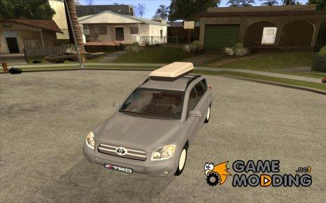 Toyota RAV4 V2 for GTA San Andreas