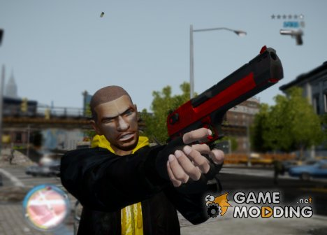 Desert Eagle (Custom) для GTA 4