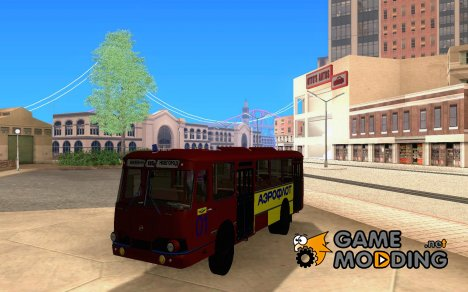ЛиАЗ 677п for GTA San Andreas