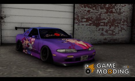 Nissan Skyline R32 Facelift S14 Zenki Eastern Tuners for GTA San Andreas