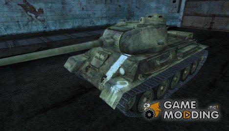 Т-43 Ivan_RKKA_Shultc для World of Tanks