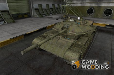 Ремоделинг Т-54 для World of Tanks