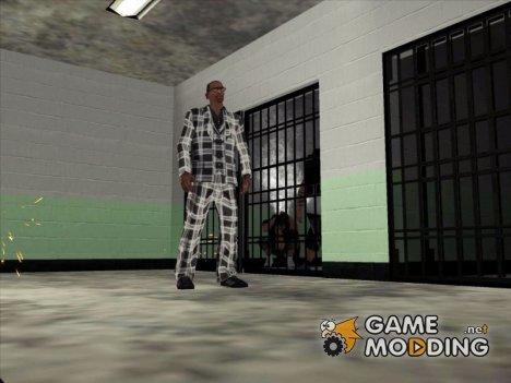 Стильные брюки для GTA San Andreas