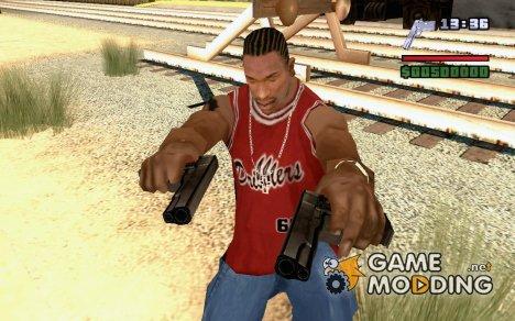 Colt HD for GTA San Andreas