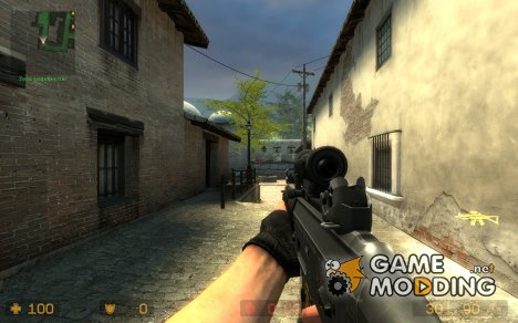 Hav0c And Twinke Sg552 *fixed для Counter-Strike Source