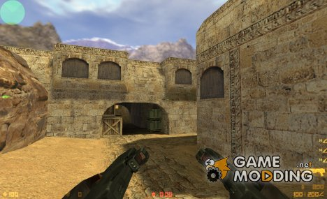 Dual Tmp's for Counter-Strike 1.6