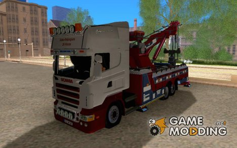 Scania Towing Services for GTA San Andreas