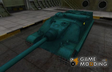 Мультяшный скин для AMX-50 Foch (155) для World of Tanks
