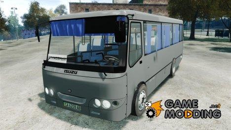 Isuzu Богдан А09202 for GTA 4
