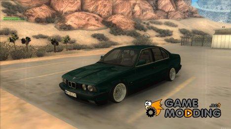 BMW E34 525i for GTA San Andreas