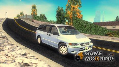 Dodge Grand Caravan для GTA 3