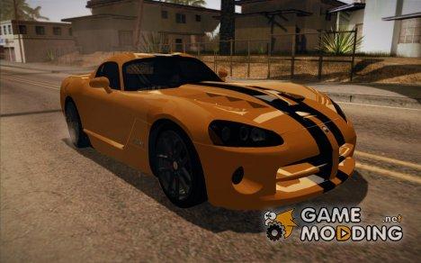 Dodge Viper SRT10 2008 for GTA San Andreas