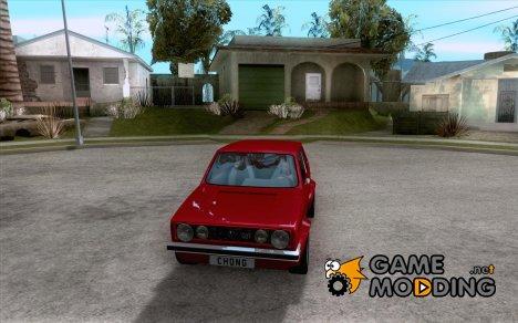 Volkswagen Golf MK 1 GTI for GTA San Andreas