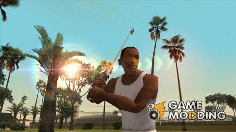 HQ Клюшка для гольфа (With HD Original Icon) для GTA San Andreas