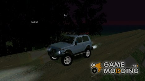 ВАЗ 21213 Нива 4x4 Off Road for GTA San Andreas
