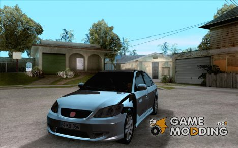Honda Civic 2005 for GTA San Andreas