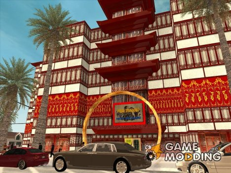 New 4 dragon casino in LV для GTA San Andreas