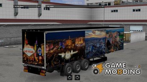 Las Vegas for Euro Truck Simulator 2