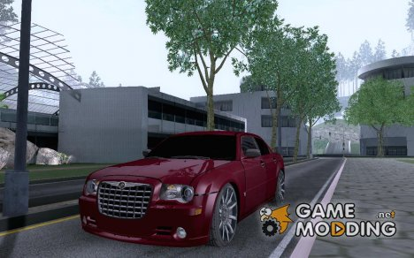 2007 Chrysler 300c SRT8 для GTA San Andreas