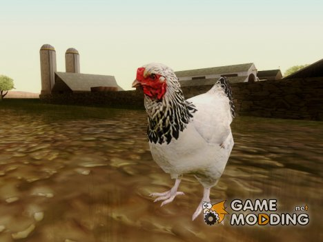 Chicken From Homefront для GTA San Andreas