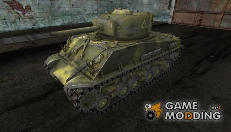 M4A3 Sherman от No0481 for World of Tanks