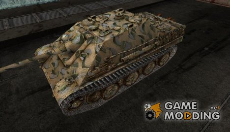 шкурка для JagdPanther for World of Tanks