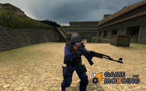 Gao Security Skin for Counter-Strike Source