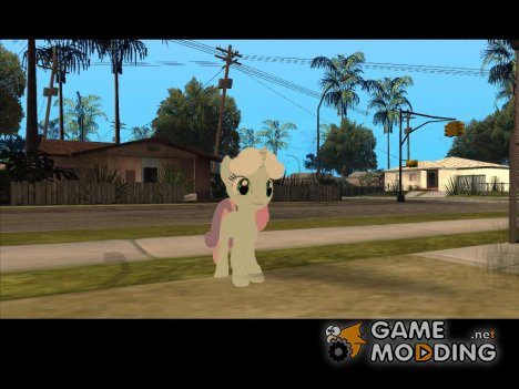 Sweetie Belle (My Little Pony) для GTA San Andreas
