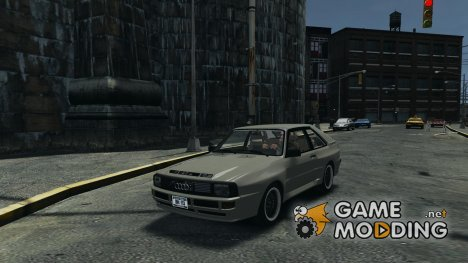 Audi Sport Quattro 1983 v1.0 for GTA 4