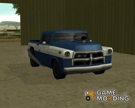 New Walton для GTA San Andreas