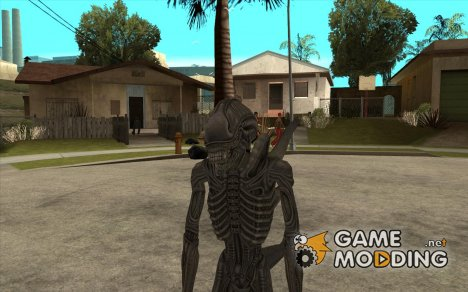 Чужой Xenomorph for GTA San Andreas