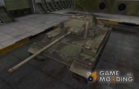 Пустынный скин для Conqueror for World of Tanks