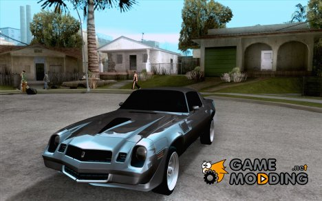 Chevrolet Camaro Z28 1979 for GTA San Andreas