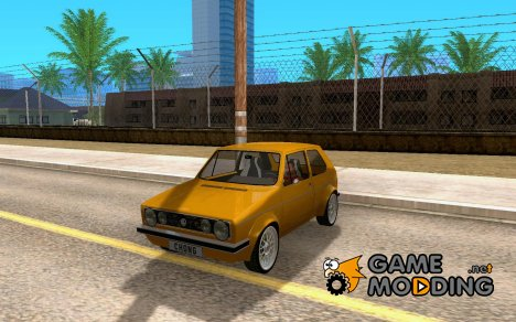 Volkswagen Golf MK 1 for GTA San Andreas