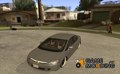 Honda Civic FD for GTA San Andreas