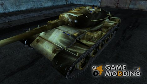 Шкурка для Т-54 for World of Tanks