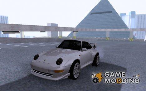 Porsche 911 GT2 RWB Dubai SIG EDTN 1995 для GTA San Andreas