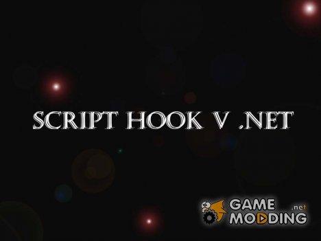 Script Hook V .NET v1.0.1365.1 for GTA 5