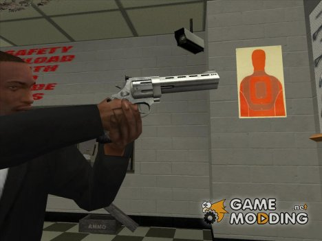 44 Magnum из COD MW2 for GTA San Andreas