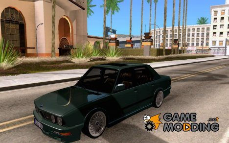 BMW M5 E28 for GTA San Andreas