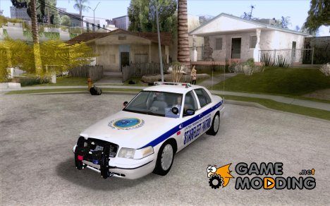 Ford Crown Victoria Police Interceptor 2008 for GTA San Andreas