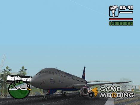 SuperJet 100 для GTA San Andreas
