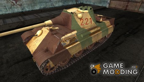 Panther II для World of Tanks