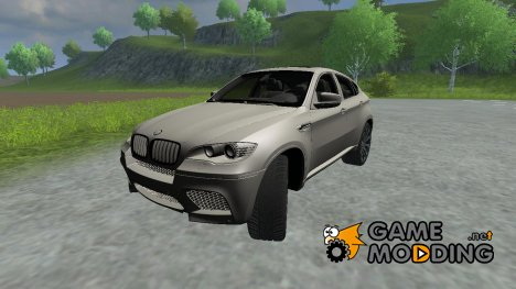 BMW X4 F26 for Farming Simulator 2013