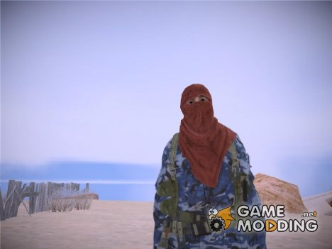 MW2 Arabian Sniper Digital для GTA San Andreas