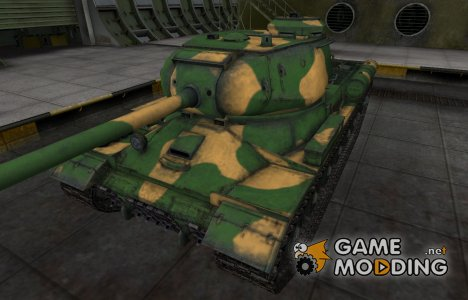 Китайский танк IS-2 for World of Tanks