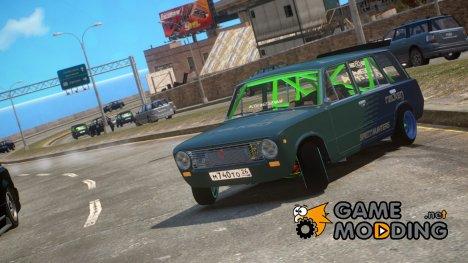 """ВАЗ 2102 """"Боевая Классика"""" для GTA 4"""