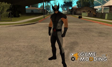 Wolverine for GTA San Andreas