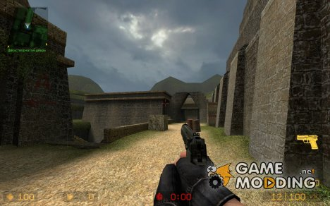 Maiu's Photoskinned Beretta 92fs for Counter-Strike Source